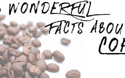 Weird & Wonderful Facts About Coffee